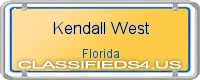 Kendall West board
